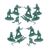 "Toy 2"" Army Men - 144 Pack"