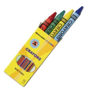 Crayon 4 Packs