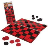 Checkers Game Set