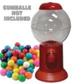 "Mini Plastic 6"" Gumball Machine"