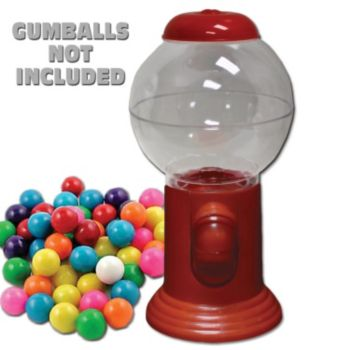 "6""  MINI GUMBALL MACHINE"