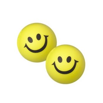 SMILEY FACE  SQUEEZE  BALLS