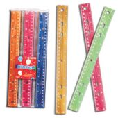School Ruler-12 Pack