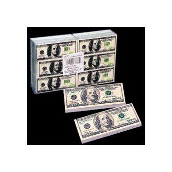 "$100  BILL   2 12""  ERASERS"