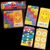 Smiley Face Notebooks