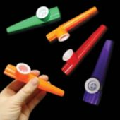 "Party Kazoos-3 1/2""-12 Pack"