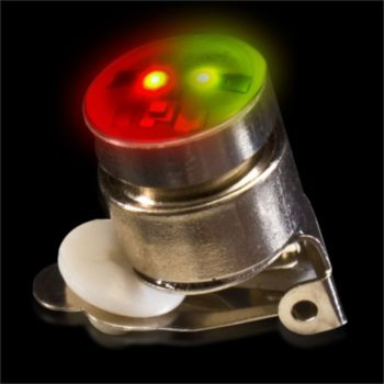 Red and Green Round LED Blinky