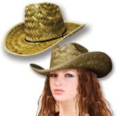 Barndance Cowboy Hats - Adult Size, 12 Pack
