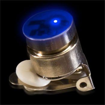 Blue Round LED Blinky