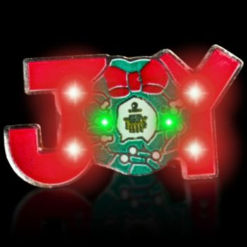 Flashing Joy LED Blinkies - 12 Pack
