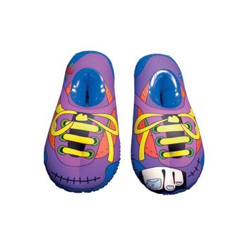 Inflatable Party Shoes - 20 Inch, 12 Pack