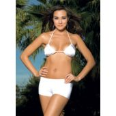 White Hot Pants Adult - Small