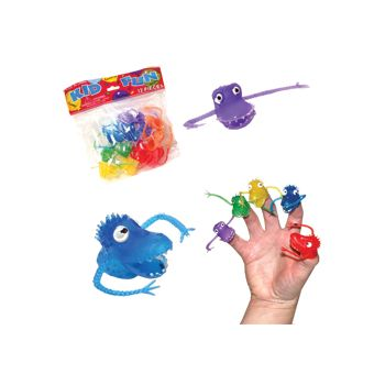 MONSTER FINGER PUPPETS
