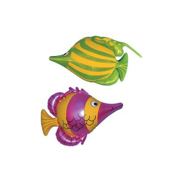 "16""  INFLATABLE  TROPICAL  FISH"