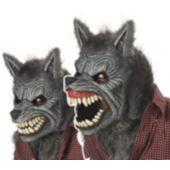 Werewolf Ani-Motion Adult Mask