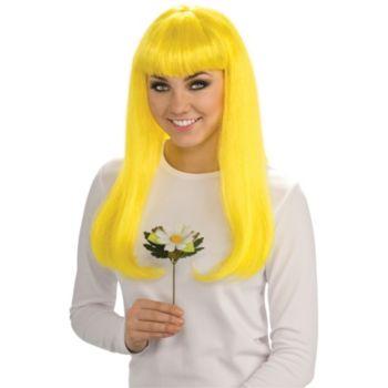 The Smurfs - Economy Smurfette Adult Wig