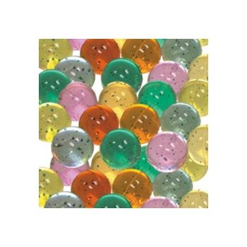 35mm GLITTER   HIGH BOUNCING BALLS
