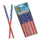 7 1/2 Inch USA Flag Pencil