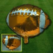 "Football Metallic 18"" Balloon"