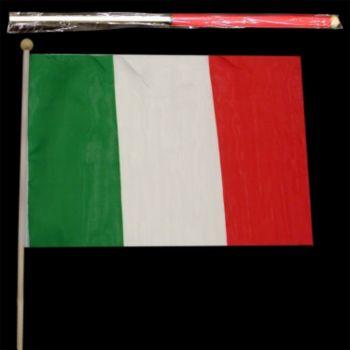 """Italian Cloth Flag 12"""" X 18"""""""