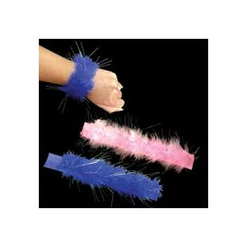 "FEATHER 9"" SLAP  BRACELETS"