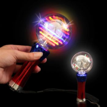 Deluxe LED Spinner Wand