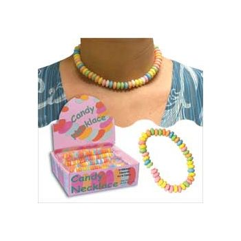 NEON  CANDY  NECKLACES