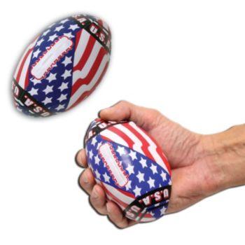 AMERICAN FLAG SOFT FOOTBALLS