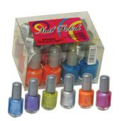 Assorted Color Nail Polish - 12 Pack