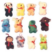 "Plush Animal Assortment-14""-12 Pack"
