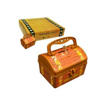 PIRATE TREASURE   CHEST BANKS
