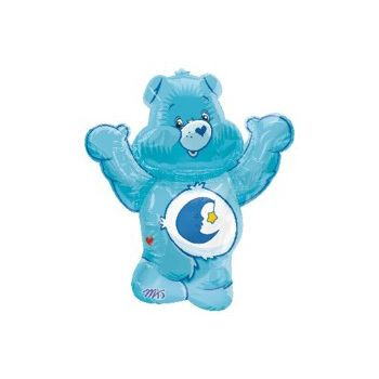 Care Bear Bedtime Metallic Balloon - 30 Inch
