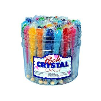 ROCK  CRYSTAL  CANDY  STICKS