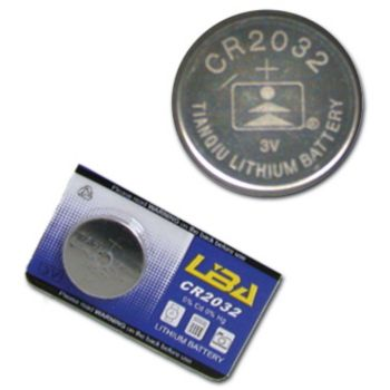 CR-2032   Replacement Battery