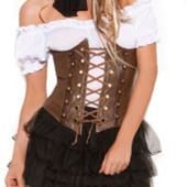 Steampunk Adult Corset - 32