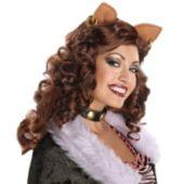 Monster High Clawdeen Wolf Adult Wig