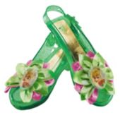 Disney Tinker Bell Kids Sparkle Shoes