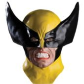 Marvel X-Men Adult Wolverine Latex Mask