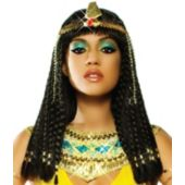 Goddess Cleopatra Deluxe Wig