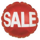 "Sale Foil 18"" Balloon"