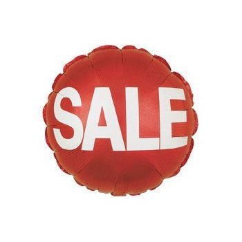 Sale Foil Balloon - 18 Inch