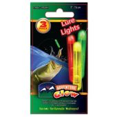 Assorted Color Glow Fishing Lure Lights - 3 Per Unit