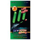 Green Glow Fishing Lure Lights- 3 Per Unit