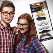 Mustache Party Pack-Unit of 6