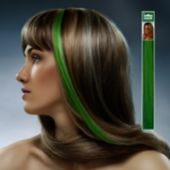 Green Hair Extension