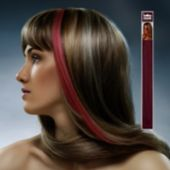 Maroon Hair Extension