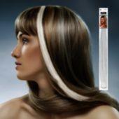 White Hair Extension