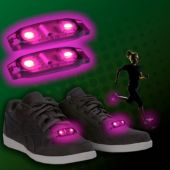 Pink LED Shoe Beatz