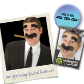 Mr. Grouchy Facial Hair Set