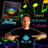 LED Disco Ball T-Shirt